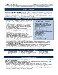 Resume Engine Resume Engine Engineering Project Manager Industrial Skills Cadet 15