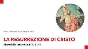La resurrezione di Cristo - Piero della Francesca - YouTube