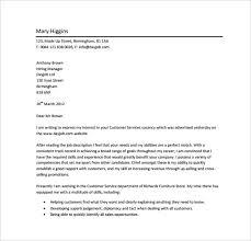 customer service professional cover letter pdf format free download cover letter professional