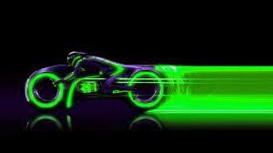 Green Light Cycle Green Tron Lightcycle Free Wallpaper Wallpaperjam Com