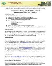 9 21 18 Meeting Announcement Flyer Npaihb
