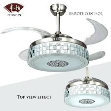 kitchen ceiling fans with bright lights flush mount light led fan extra f