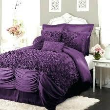 elegant purple bedding king size comforter sets incredible best ideas on bed duvet cover super light