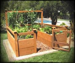 innovation ideas raised garden bed design plans diy trendy idea