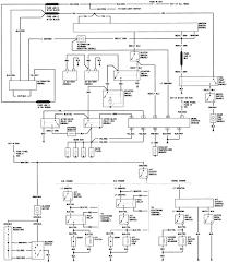 1987 ford ranger radio wiring diagr