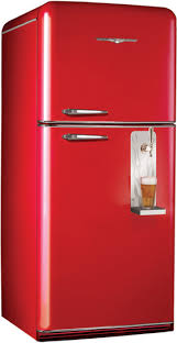 kitchen appliances original red re  red fridge brewmaster cr brew re  red fridge brewmaster