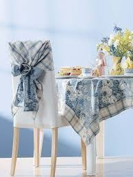 sewing dining roommake dressy chair coves and a matching tablecloth with this free sewing pattern