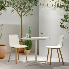 Vitra Stuhl Hal Wood Designikonen Designmöbel Shop