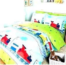 Thomas The Train Bedding Bedroom Set Bed Twin Kids Toddler Size