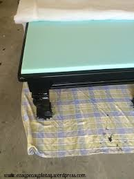Diy Coffee Table Ottoman Diy Table To Ottoman And How To Paint Furniture Without Sanding