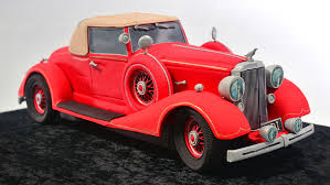 3d Vintage Car Cake Yeners Way