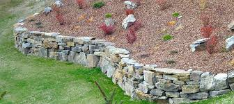 rock retaining wall retaining walls river rock retaining wall cost rock retaining wall
