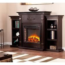 Emerson Electric Fireplace Choose Color  Samu0027s ClubSams Club Fireplace