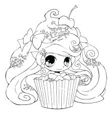 Anime Girl Coloring Pages Online Coloring Anime Pages Download Anime ...