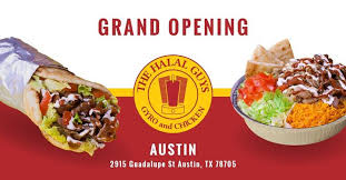 grand opening the halal guys austin