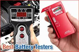 The 9 Best <b>Battery Testers</b> Reviews - September <b>2019</b> • the9best.com