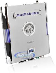 audiobahn a8002j 1000w 2 channel intake series car amplifier audiobahn a8002j