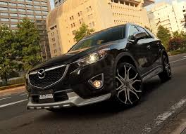 mazda-cx-5-suv-gets-a-silver-chin-from-japanese-tuner-damd-photo ...