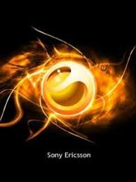 sony ericsson logo hd wallpapers. download sony fiery orange logo 240 x 320 wallpapers - 2263555 | mobile9 ericsson hd c