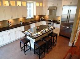 Small L Shaped Kitchens With Island