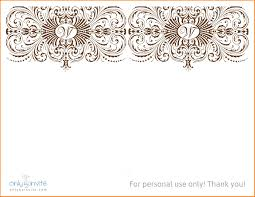 card invitation card template word invitation card template word