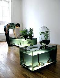 Full Image for Desk Fish Tank Office Full Image For Luxury Home Office  Ingenious Design Ideas ...