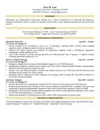 Military Experience On Resume Example Best Of Us Army Address For