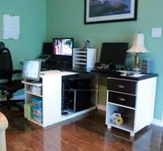 ana whites completed eco office desk via coffee under the umbrella ana white completed eco office desk