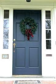 3 panel exterior doors six front door s fiber shaker sliding patio with screen mahogany full exterior door