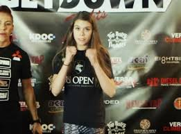 """Alli Oldfield (""""The Cobra"""")   MMA Fighter Page   Tapology"""
