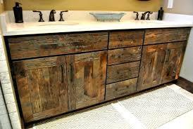 reclaimed wood cabinet doors. Barn Wood Cabinets Bathroom Reclaimed Kitchen Cabinet Doors Uk . N