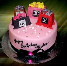 Cake Design Shopping Online Pin By Marian Frias On Shopping Bags Cakes Cake Birthday