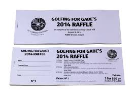 Print Raffle Tickets At Home Budget Raffle Tickets Australian Raffle Ticket Printing