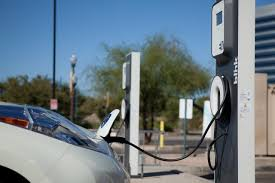 Portland Dallas Have Most Electric Car Charging Stations Per Head