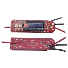 china simple battery box mod 40w diy regulated parts pcb