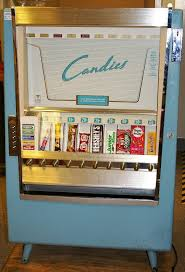 The First Vending Machine