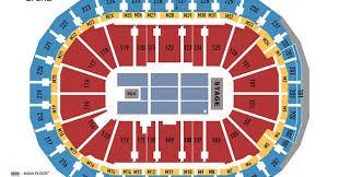 Little Caesars Arena Seating Chart Detroit Pistons Arena