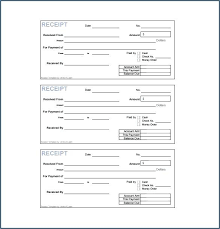 Simple Invoice Template Sample Invoice Template Doc From Receipt ...