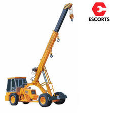 Escorts Hydra 12 Sb Pick N Carry Cranes Capacity 12 Ton