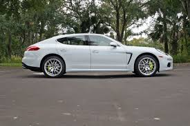 2014 Porsche Panamera S E-Hybrid - Driven Review - Top Speed