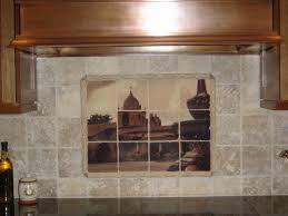 Mural Tiles For Kitchen Decor Kitchen Epic Kitchen Decoration Ideas Using Building Kitchen Wall 32