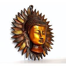 buddha wall mask metal wall sculpture buddha sun sculpture wall mount home decor on buddha wall art metal with vintage indian metal wall hanging wall art sculpture buddha statue