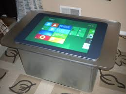 Micrsoft Table Deconstructing The Nui Windows 8 On Microsoft Surface 1 0 Video