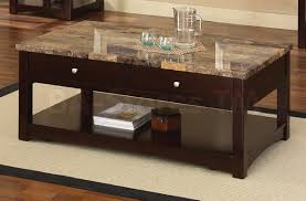 Square Coffee Table Set Furniture Modern And Contemporary Design Of Espresso Coffee Table
