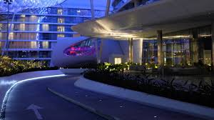 contact yas viceroy abu dhabi in yas island hotel entrance
