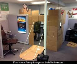 Funny pictures about The proper way to decorate a cubicle. Oh, and cool  pics about The proper way to decorate a cubicle. Also, The proper way to  decorate a ...