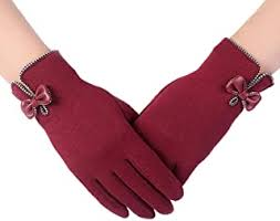 Cotton - Cold Weather Gloves / Gloves & Arm Warmers ... - Amazon.in