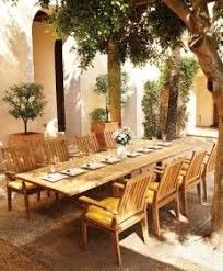 ventura dining collection by gloster find this pin and more on outdoor patio furniture ideas