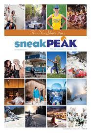 Sneakpeak December 26 2013 By Sneak Peak Vail Newspaper
