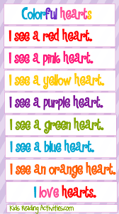 Valentines Day Quotes For Preschoolers Kinder Alphabet February 2012 Classroom Creativeness Valentines